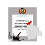 """INDUCCIÓN EN EL MARCO DE LOS PARADIGMAS, LINEAMIENTOS INSTITUCIONALES Y NUEVO MODELO DE GESTIÓN FISCAL  """" PANDO"""""""