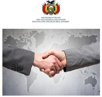 """PROGRAMA NACIONAL DE CAPACITACIÓN: """"CURSO ESPECIALIZADO DE COOPERACIÓN JURÍDICA INTERNACIONAL Y TÉCNICAS ESPECIALES DE INVESTIGACIÓN"""""""