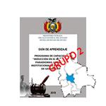 """INDUCCIÓN EN EL MARCO DE LOS PARADIGMAS, LINEAMIENTOS INSTITUCIONALES Y NUEVO MODELO DE GESTIÓN FISCAL """"COCHABAMBA""""  G2"""